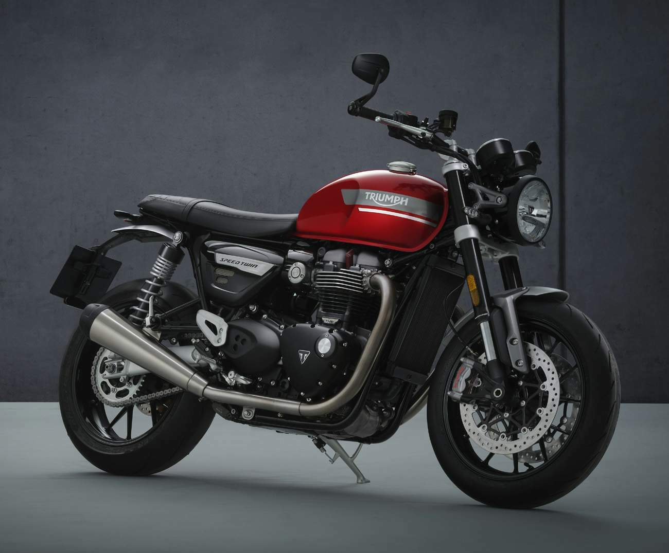 Triumph Speed Twin technical specifications